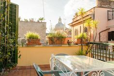Apartment in Rome, Italy. The top floor studio  apartment with terrace and  elevator is only 20 meters far from Cavour Subway.The studio is located 3 minutes far from the Coliseum and 10  minutes walking far from Piazza Navona, Campo de Fiori, Piazza  Venezia, Pantheon and...
