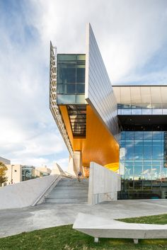Gallery of Bill & Melinda Gates Hall / Morphosis - 16