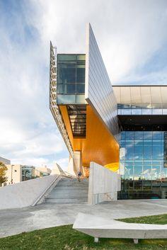 Gallery of Bill & Melinda Gates Hall / Morphosis - 16