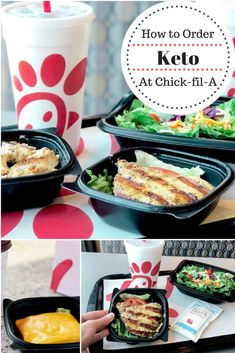 Should I Order at Chick-fil-A? Keto Dining Guide What Should I Order at Chick-fil-A? Keto Dining GuideWhat Should I Order at Chick-fil-A? Keto Diet Fast Food, Healthy Fast Food Options, Fast Healthy Meals, Keto Snacks, Ketogenic Diet, Fast Foods, Keto Foods, Keto Fast Food Breakfast, Keto Friendly Fast Food