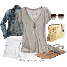 """""""Summer Days #1"""" by uniqueimage on Polyvore"""