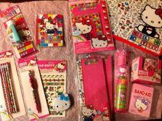 Hello Kitty Stuff!