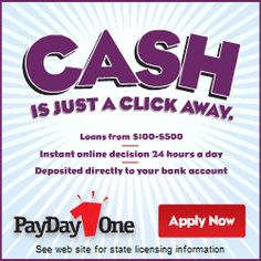 Pay Day One's Approach to Pay Day Loans