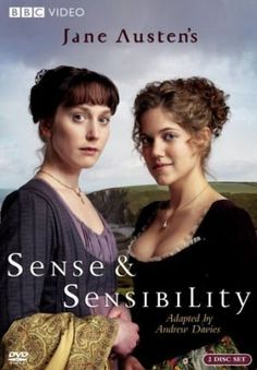 Jane Austen Sense and Sensibility. My favorite movie miniseries!