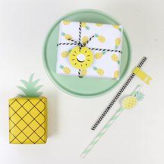 ... + Nina Designs + Parties: FIESTAS: PIÑA PARTY! Sugar Scrub Diy, Diy Scrub, Cake Designs For Kids, Summer Parties, Party Printables, Birthday Decorations, Pineapple, Birthday Parties, My Etsy Shop