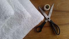 Arty i Krafty: Jak zrobić efektowny dywanik ze starych ręczników