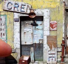 Scale Models, Vignettes, Diorama, Miniatures, Artist, Dioramas, Mockup, Minis, Artists