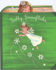 Christmas Storybook Christmas Card