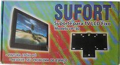 510494 SUPORTE P/ TV LCD FIXO SUFORT 10 A 42 LP30