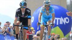 Bradley Wiggins, vainqueur du Tour de France 2012, et Vincenzo Nibali, qui a remporté le Giro en mai dernier, seront samedi au départ du Tour de Pologne.