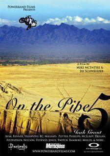 OTP 5 : Still Alive - On The Pipe 5 - Motorcross DVD