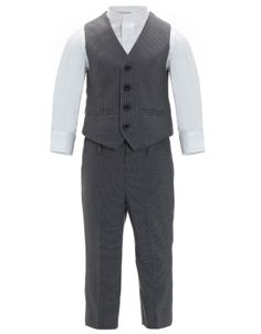 George 3pc Suit Set | Grey | Monsoon 70.00