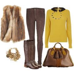 """""""Winter outfit"""" by waltsmom on Polyvore"""