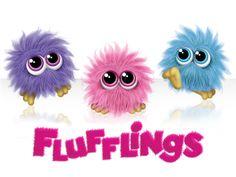 'Flufflings' for 'Vivid imaginations' on Behance