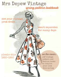 Spring Lookbook! | Mrs Depew Vintage