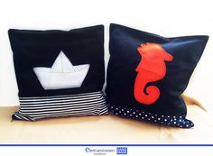 cushion cover, pillow cases, Nautical Style, Home Decor