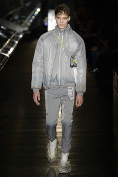 Cottweiler Fall 2018 Menswear Fashion Show Collection