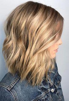 Long bob hairstyles 10977592828746902 - Lob Haircut Trend: 63 On-Trend Long Bob Haircuts & Hairstyles to Inspire Source by Lob Hairstyle, Long Bob Hairstyles, Wedding Hairstyles, Office Hairstyles, Anime Hairstyles, Stylish Hairstyles, Hairstyles Videos, Ponytail Hairstyles, Lob Haircut Straight