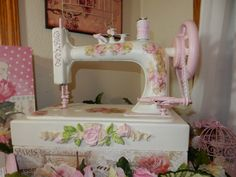 touchograce etsy-Eye Candy Sewing Machine