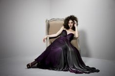 Daalarna Couture evening dress - Opera collection