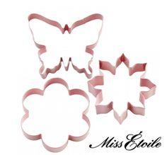 Miss Étoile Ausstecher-Set