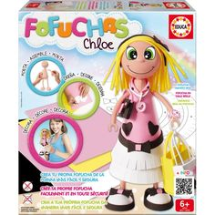 Juguete EDUCA FOFUCHA CHLOE PRECIO 18,84€ en IguMagazine#juguetesbaratos