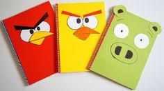 Cuadernos de Angry Birds como souvenirs de cumpleaños infantil - http://xn--manualidadesparacumpleaos-voc.com/cuadernos-de-angry-birds-como-souvenirs-de-cumpleanos-infantil/