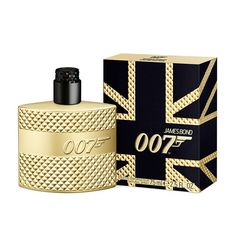 Eon Productions, in charge of all James Bond movies and Procter & Gamble Co. are launching a new, aromatic-fougere fragrance that brings us back to the 60es. The new fragrance James Bond 007 also celebrates 50 years of James Bond film franchise and announ