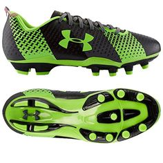 UA CF Force 3.0 FG, Chaussures de Football Homme, Jaune (High-Vis Yellow), 41 EUUnder Armour