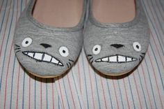 Shoes! add soot sprites to the back!!