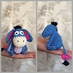 Crocheted Eeyore