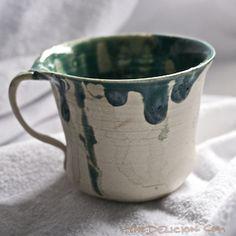Delicion ceramic mug