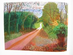 Woldgate, David Hockney