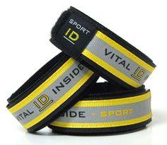 Sport ID - Yellow (sml)