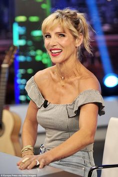 Elsa Pataky to launch her own clothing line | Daily Mail Online