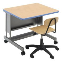 "Smith System ADA Computer Desk (30"" W x 36"" L) by Smith System. $409.99. Warranty: 5 years limited. Desktop Surface: High-pressure laminate particleboard. Other Info: Hand crank height adjustment, T-mold edge banding. Finish: Powder coat. Frame Material: 14-gauge steel w/ 18-gauge steel modesty panel. The Smith System ADA Computer Desk features a hand crank underneath the desktop for fast and easy height adjustment. The heavy-gauge steel frame and durable laminate desk..."