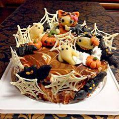 Must make chocolate spider webs!