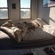 It's beckoning me to curl under the covers with a good book.