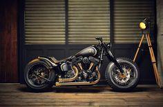 Rough Crafts  custom Harley-Davidson