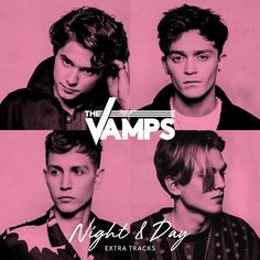 The Vamps - Night & Day (Extra Tracks) [2017] - 2017 Lossless, LOSSLESS, Singles & EP's The Vamps - Night & Day (Extra Tracks) Year Of Release: 2017 Genre: Pop Format: Flac, Tracks Bitrate: lossless Total Size: 141.82 MB 01. The Vamps - I Love WRZmusic Vamps - Night & Day