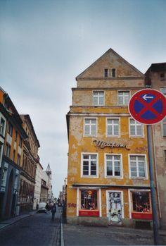 Milchbar Stralsund: Now and then.  (c) Lomoherz