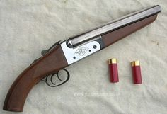 Example of a rare Hudson MAD MAX Shotgun abs version