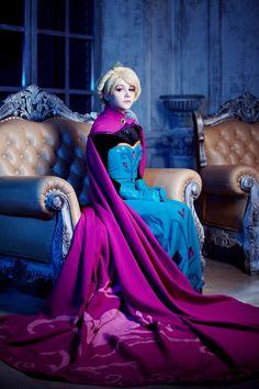 Princezny, princové a záporáci: 26 nejpovedenějších Disney cosplayerů | g.cz
