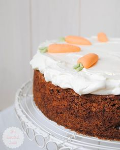 Mi receta de Carrot Cake