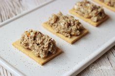Pastă de sardine Omega 3, Sardinia, Keto, Waffles, Bread, Breakfast, Food, Salads, Meal