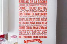Our Kitchen nuestra cocina retro con adornos de Coca-Cola Crimenes de la moda blog