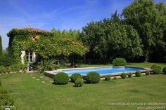 Jardin champêtre, Monteux, ConceptuELLES Paysage et Décoration - paysagiste