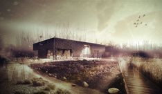 CGarchitect - Professional 3D Architectural Visualization User Community | Woodland Visitor's Centre