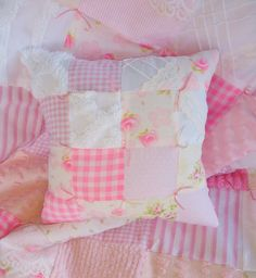 NO LONGER AVAILABLE  Sweet Summer Rose Vintage Chenille Baby Girl Quilt Bedding Set by Toytownquilts on Etsy https://www.etsy.com/listing/193263256/sweet-summer-rose-vintage-chenille-baby