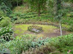 Napoleons Tomb, St. Helena's Island